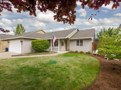 Camas Single Family Home For Sale: 3403 NW Pacific Rim Dr