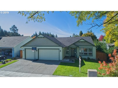 Vancouver Single Family Home For Sale: 3618 NE 141st Ave