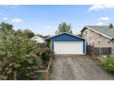 Portland OR Single Family Home For Sale: $359,000