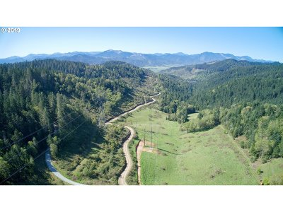 Canyonville Farm & Ranch For Sale: Days Creek Cutoff Rd