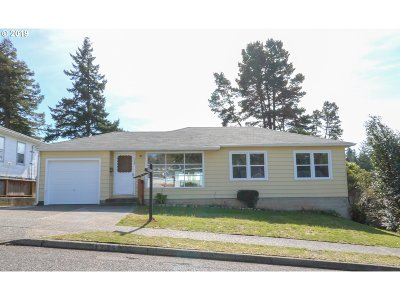Coos Bay Single Family Home For Sale: 1735 Juniper Ave