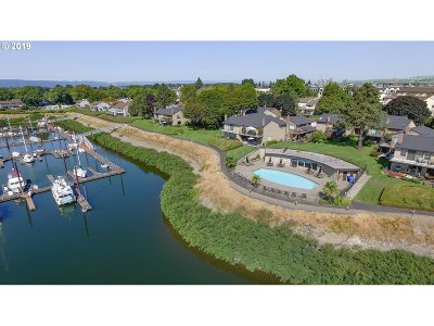 Multnomah County Condo/Townhouse For Sale: 314 N Hayden Bay Dr
