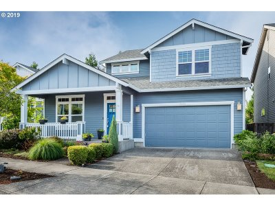 Beaverton Single Family Home For Sale: 8980 SW Ivory St