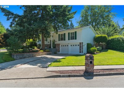 Single Family Home For Sale: 14370 SW Hart Rd
