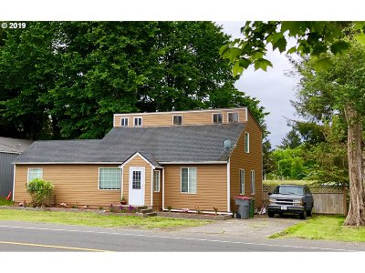 Warrenton Single Family Home For Sale: 612 S Main Ave