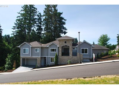 Beaverton Single Family Home For Sale: 9580 SW Diamond View Way