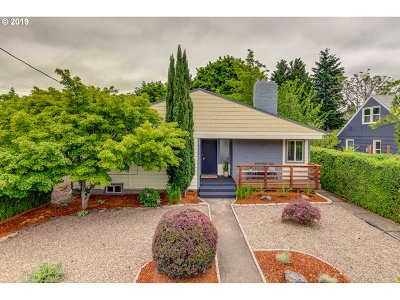Portland Single Family Home For Sale: 6525 N Amherst St