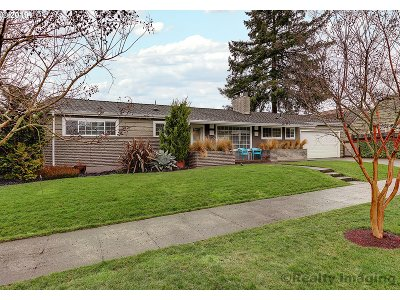 Portland OR Single Family Home For Sale: $639,900