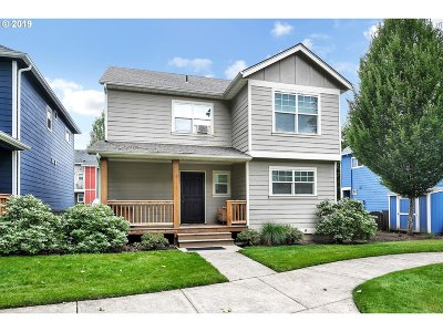 Portland Single Family Home For Sale: 8917 N Dwight Ave