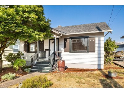 Cully, Beaumont-Wilshire, Hollywood, Rose City Park, Madison South, Roseway Single Family Home For Sale: 3832 NE 74th Ave