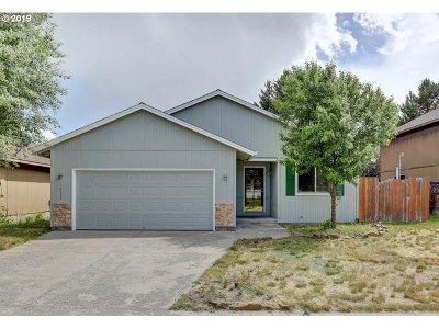 La Pine Single Family Home For Sale: 16437 Heath Dr