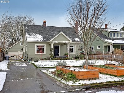 Single Family Home For Sale: 5915 N Boston Ave