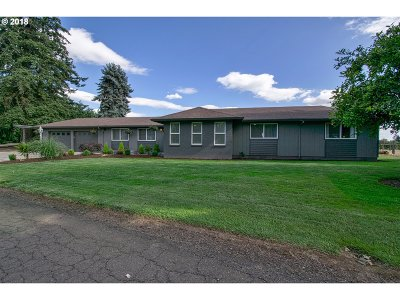 Woodburn Single Family Home Sold: 2590 Molalla Rd