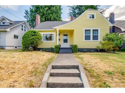 Single Family Home For Sale: 100 NE 71st Ave