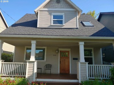Single Family Home For Sale: 2533 N Winchell St