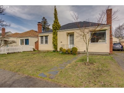 Single Family Home For Sale: 7070 N Cambridge Ave