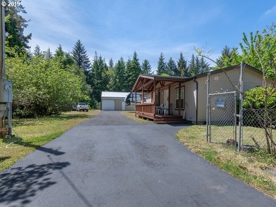 Single Family Home For Sale: 62906 Crown Point Rd