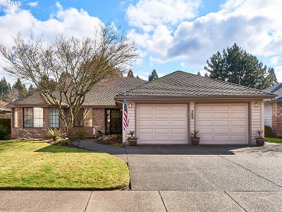 Keizer Single Family Home Sold: 580 Snead Dr