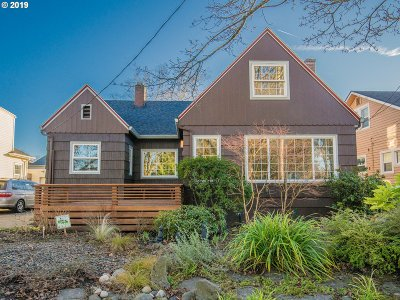Single Family Home For Sale: 2524 NE 36th Ave