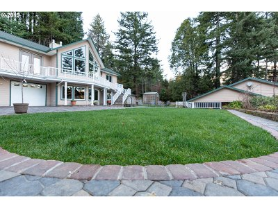 Coos Bay Single Family Home For Sale: 61528 Highway 101