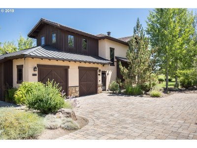 Bend Single Family Home For Sale: 23055 Nicklaus Dr #501AB