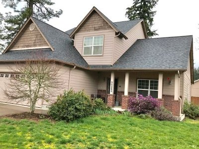 Single Family Home For Sale: 25263 Heavenly Ln