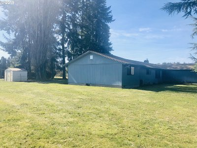 Canby Single Family Home For Sale: 11800 S Mulino Rd