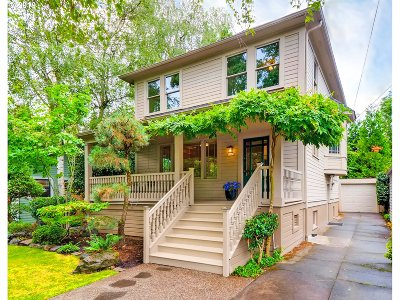Single Family Home For Sale: 2007 NE 12th Ave
