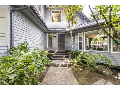 Single Family Home For Sale: 12404 SW 34th Ave