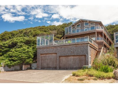 Manzanita Single Family Home For Sale: 662 Ocean Rd