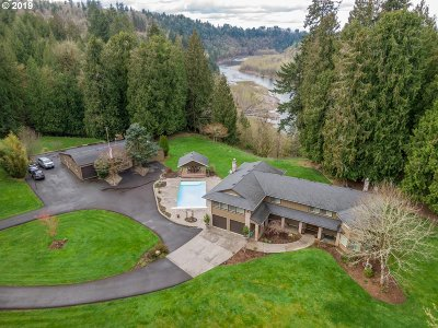 Gresham Single Family Home For Sale: 3633 SE Oxbow Pkwy
