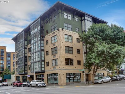 Portland Condo/Townhouse For Sale: 1134 SW Jefferson St #306