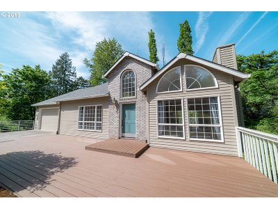 Single Family Home For Sale: 5329 SW Baird St