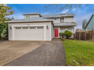 Single Family Home For Sale: 17465 NW Blacktail Dr