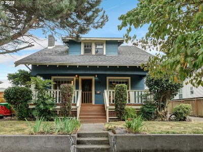 Cully, Beaumont-Wilshire, Hollywood, Rose City Park, Madison South, Roseway Single Family Home For Sale: 3426 NE 45th Ave