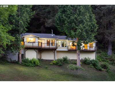 Single Family Home For Sale: 48905 Summit Rd
