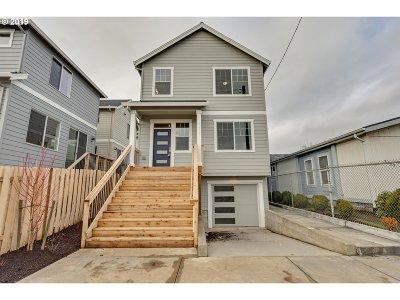 Portland Single Family Home For Sale: 7415 N Ida Ave