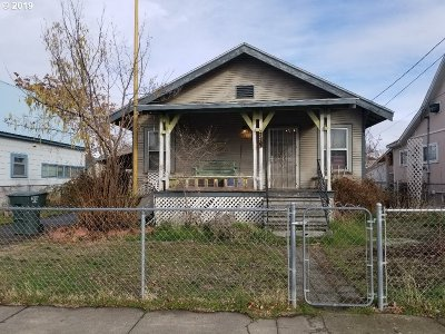 Pendleton Single Family Home For Sale: 216 SW 7th St