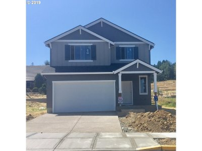 Happy Valley, Clackamas Single Family Home For Sale: 10637 SE Black Tail Rd #Lot 3