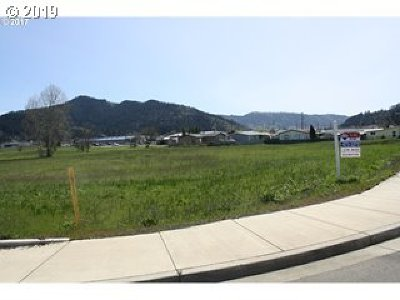 Sutherlin Residential Lots & Land For Sale: S Comstock Rd