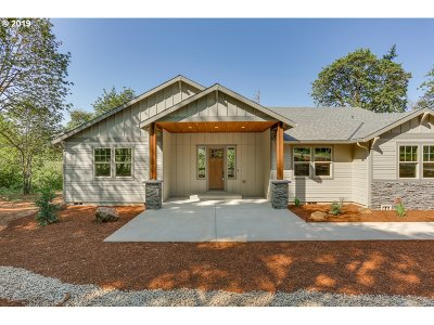 Canby Single Family Home For Sale: 28185 S Zeller Dr