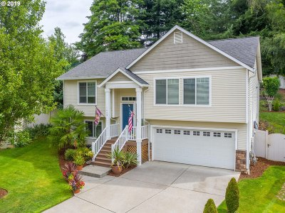 Washougal Single Family Home For Sale: 1660 38th Ct
