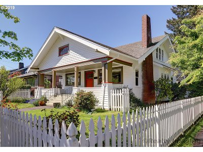 Single Family Home For Sale: 6305 SE 22nd Ave