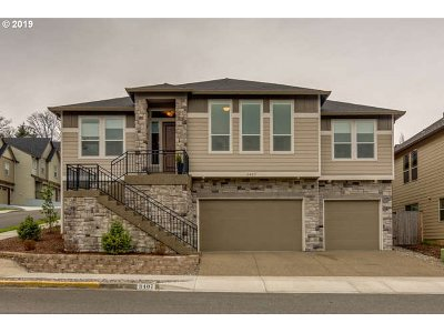 Washougal Single Family Home For Sale: 3407 T St