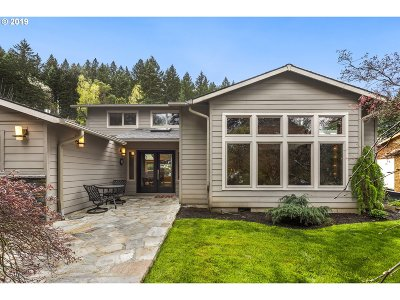 Single Family Home For Sale: 6295 SW 155th Ave