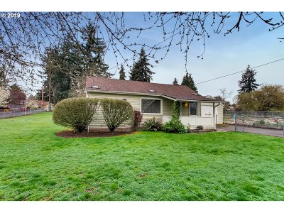 Portland Single Family Home For Sale: 4642 NE Sumner St