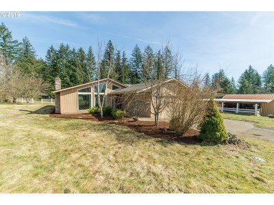 Single Family Home Sold: 1527 NE 277th Ave