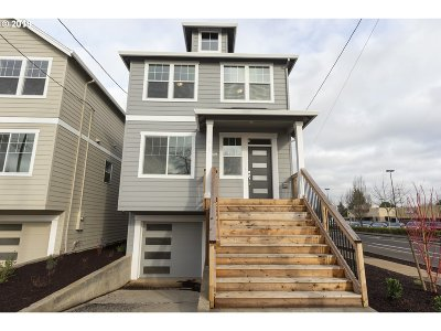 Portland Single Family Home For Sale: 6905 N Jersey St