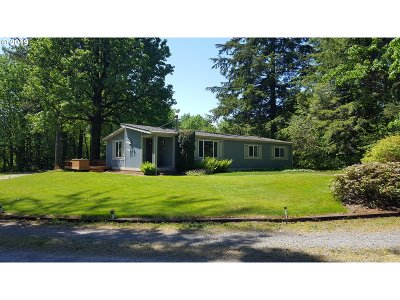Washougal Single Family Home Bumpable Buyer: 4700 SE Hans Nagel Rd