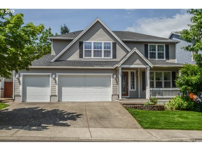 Tigard Single Family Home For Sale: 13705 SW Hathaway Ter